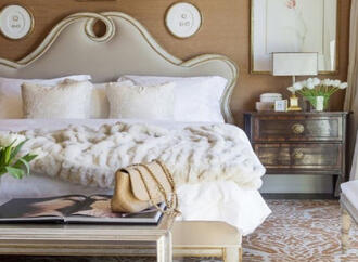 Tips for Decorating with Faux Fur
