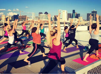 Monthly Interview Spotlight: The Barre Code