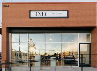 Dallas Design District Interview Spotlight: LMB Art Glass