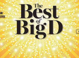 The Design District wins big in D Magazine's Best of Big D