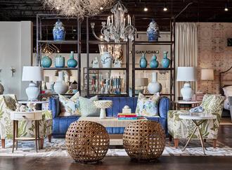 Laura Lee Clark Interior Design Showroom Dallas Design District