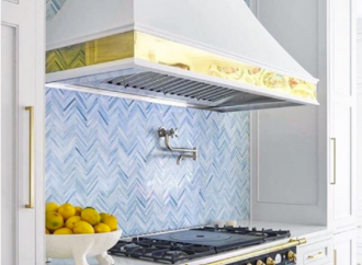 4 Backsplash Materials to Inspire Kitchen Envy