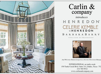 Carlin & Company Introduce Celerie Kembel for Henredon