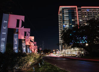 Entertain yourself in the Dallas Design District