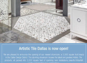 Artistic Tile is Now Open in the Design District
