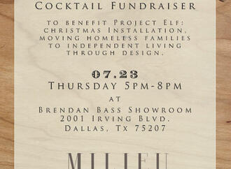 Project Elf Dallas Cocktail Fundraiser