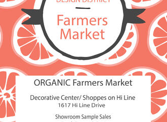 Dallas Design District Organic Farmers Market