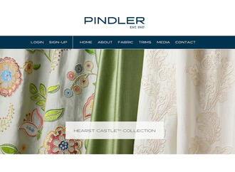 Pindler Launches NEW Website