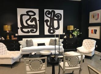 High Point Market Trends from McGannon Showroom