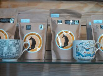 Buy Noble Coyote Coffee at Trinity Haymarket