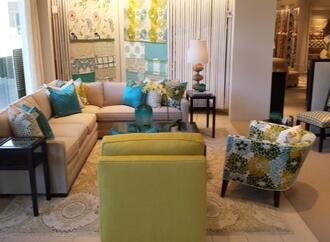 Kravet renovates Dallas Showroom for 2015