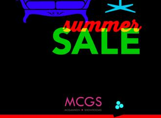 Summer Sales at Scott + Cooner and McGannon Showrooms