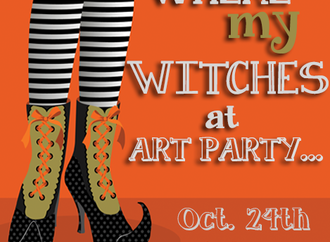 Join Morgan Allen Designs for a Halloween Bash
