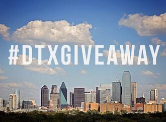 #DTXGiveway Gift Basket