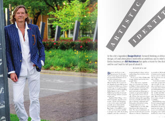 Dallas Hotel Magazine Features Design District in Summer 2015 Issue