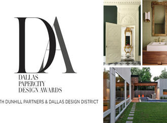 DDD to co-host the Dallas PaperCity Design Awards