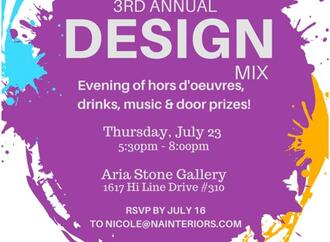 3rd Annual Design Mix Presented By The Interior Design Society