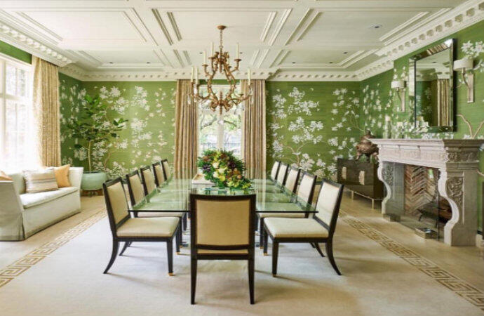 Decorating with pantones 2017 color of the year greenery