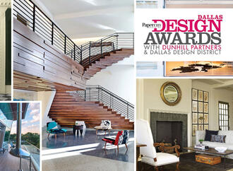 2015 PaperCity Dallas Design Awards with Dunhill Partners and the Dallas Design District