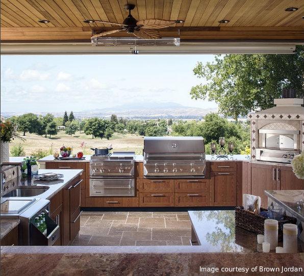 Kitchen Design Centers Dallas Tx: Outdoor Kitchen Ideas For Fall