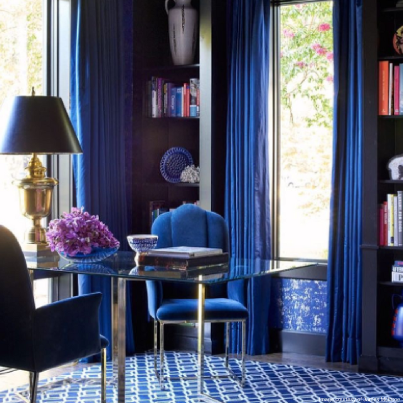 Monochromatic Design Does Not Mean Using The Exact Same Color Throughout A Room To Avoid Overwhelming With Think In Tints And Shades