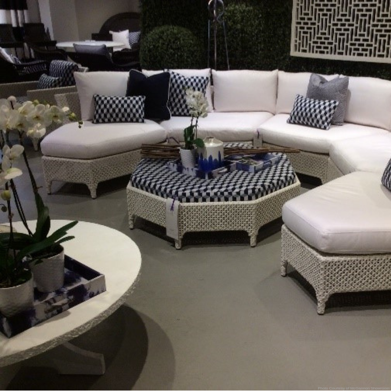 Dfw Furniture Gallery: High Point Market Trends From McGannon Showroom