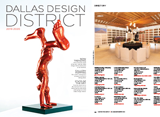 Dallas Design District Visitors Guide