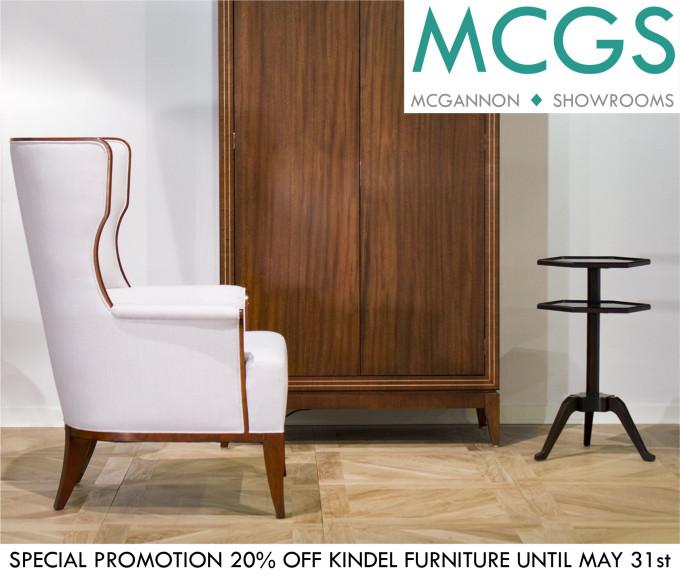 Kindel Furniture Sale At Mcgannon Showrooms Dallas Design District